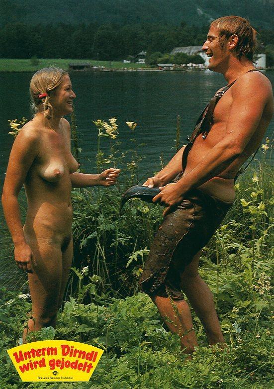 Гизела Шварц голая. Фото - 32