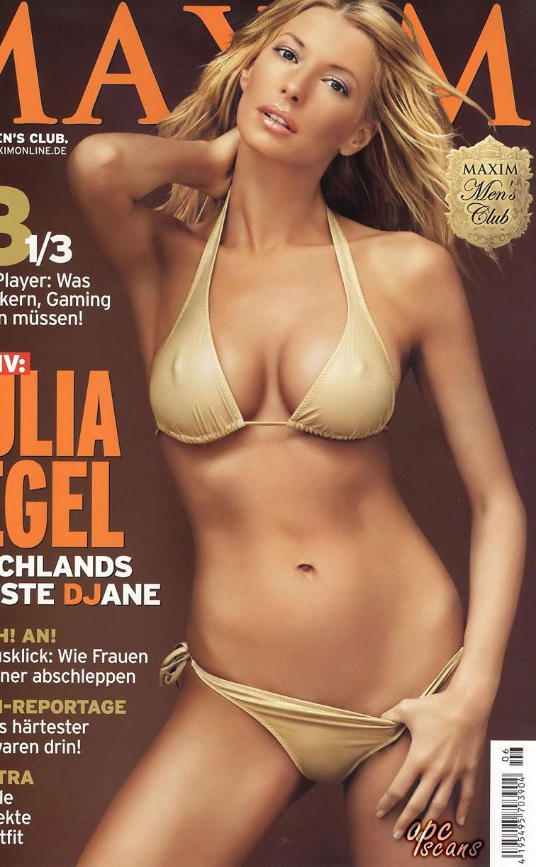 Джулия Зигель голая. Фото - 10