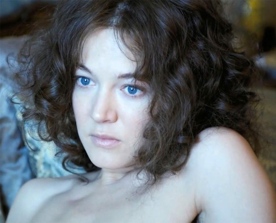 Ханна Херцшпрунг голая. Фото - 4