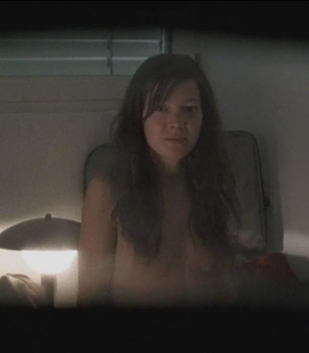 Ханна Херцшпрунг голая. Фото - 7