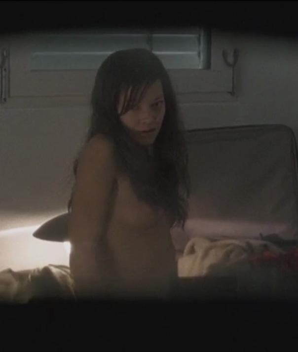 Ханна Херцшпрунг голая. Фото - 8