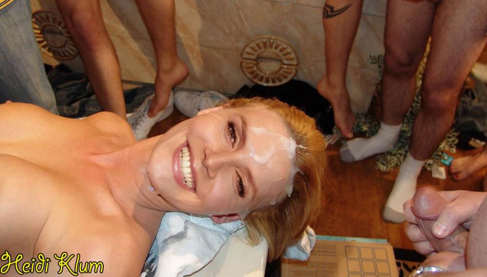 Heidi Klum Nackt. Fotografie - 114