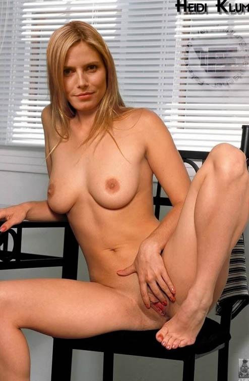 Heidi Klum Nackt. Fotografie - 119