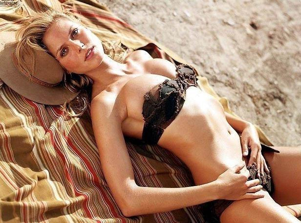 Heidi Klum Nackt. Fotografie - 12