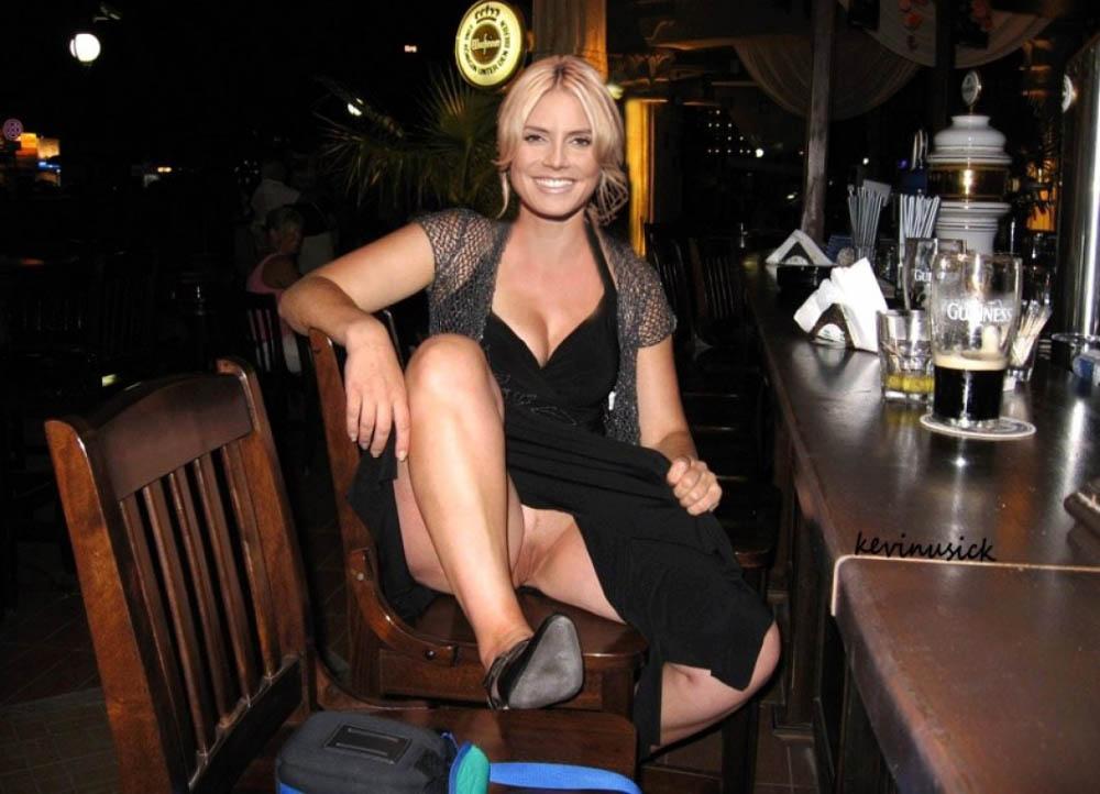 Heidi Klum Nackt. Fotografie - 128