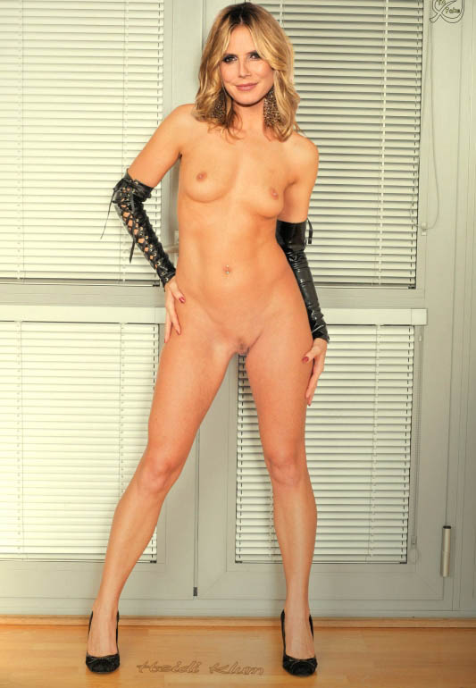 Heidi Klum Nackt. Fotografie - 156