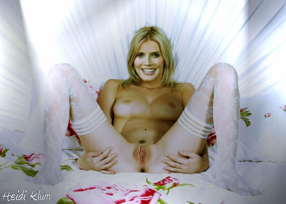Heidi Klum Nackt. Fotografie - 159
