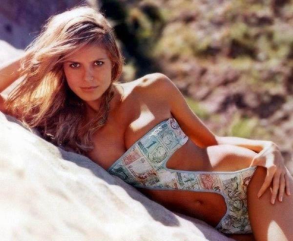 Heidi Klum Nackt. Fotografie - 17