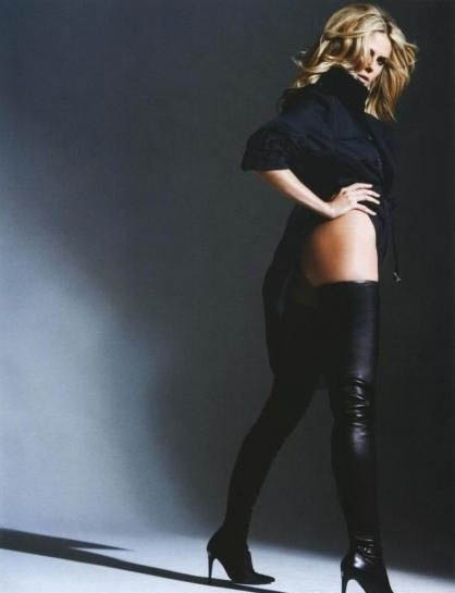 Heidi Klum Nackt. Fotografie - 36