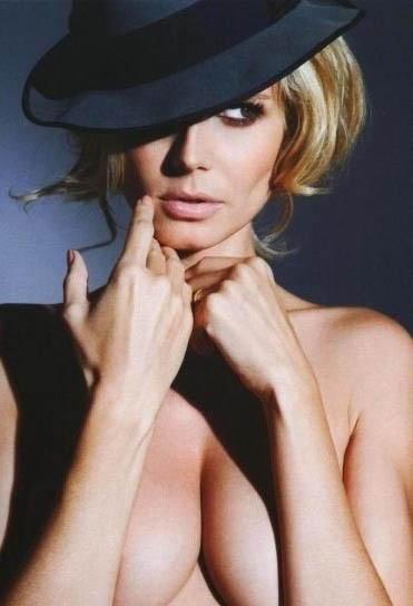 Heidi Klum Nackt. Fotografie - 40