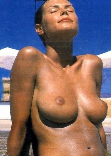 Heidi Klum Nackt. Fotografie - 49