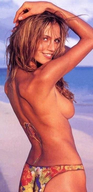 Heidi Klum Nackt. Fotografie - 52