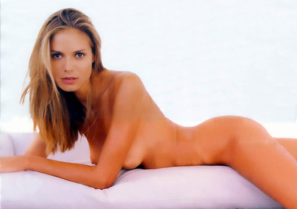 Heidi Klum Nackt. Fotografie - 60