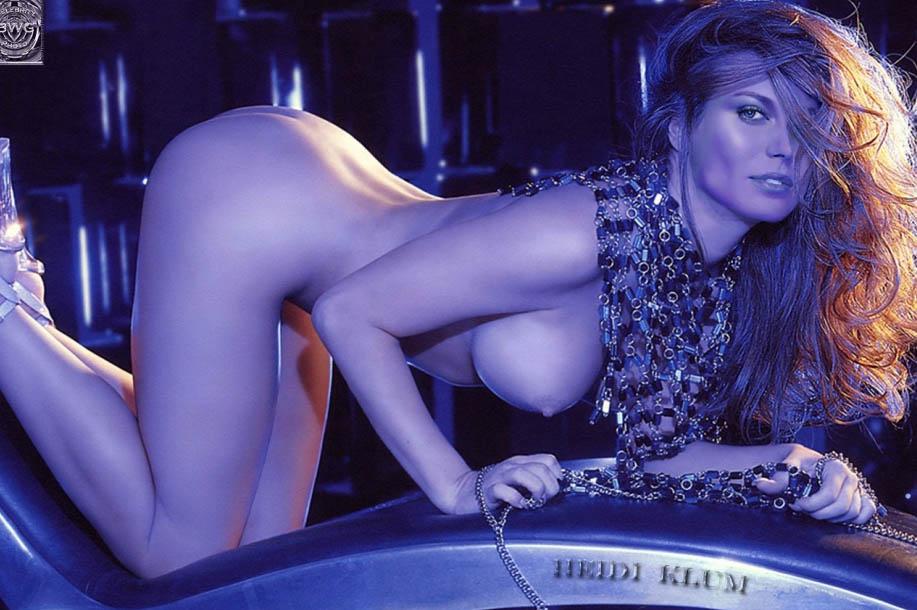 Heidi Klum Nackt. Fotografie - 66