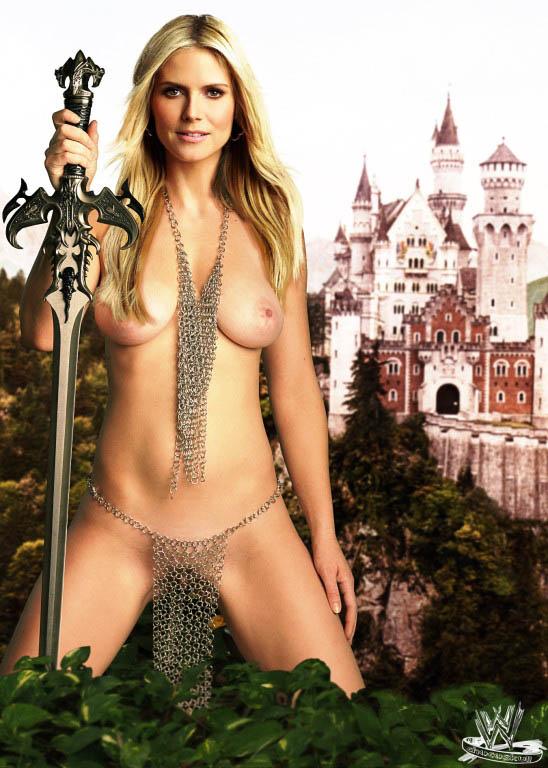 Heidi Klum Naked Pictures