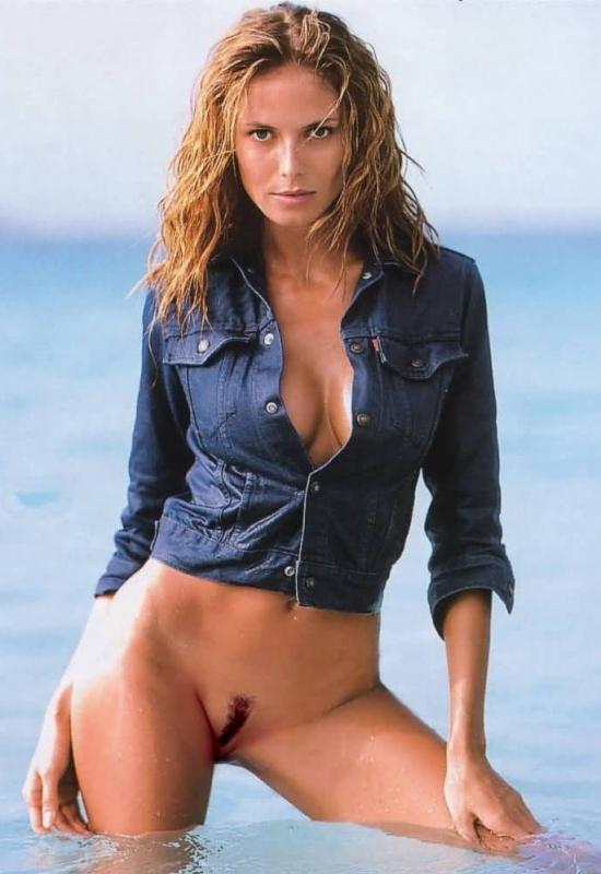Heidi Klum Nackt. Fotografie - 90