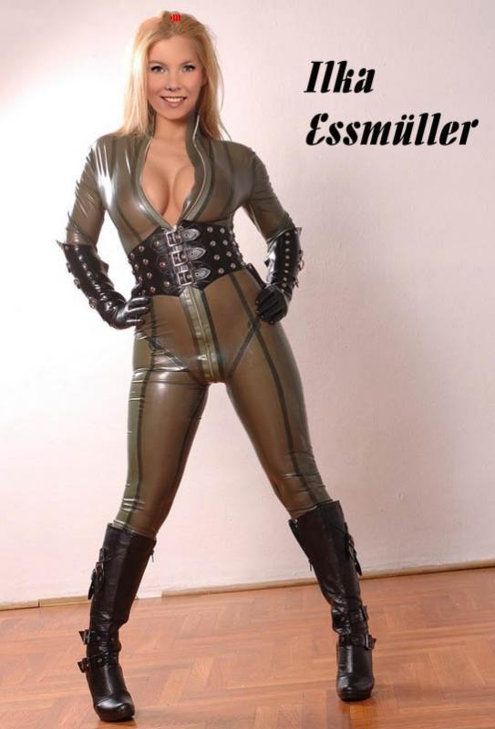 Илка Эсмюллер голая. Фото - 99