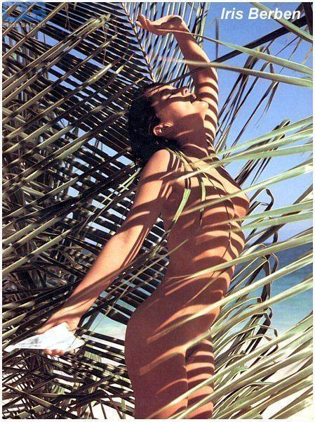Ирис Бербен голая. Фото - 6