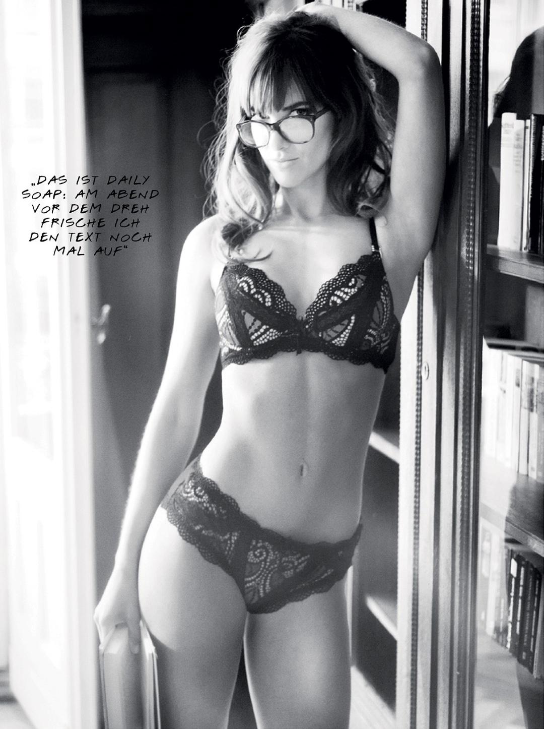 Изабель Хорн голая. Фото - 29