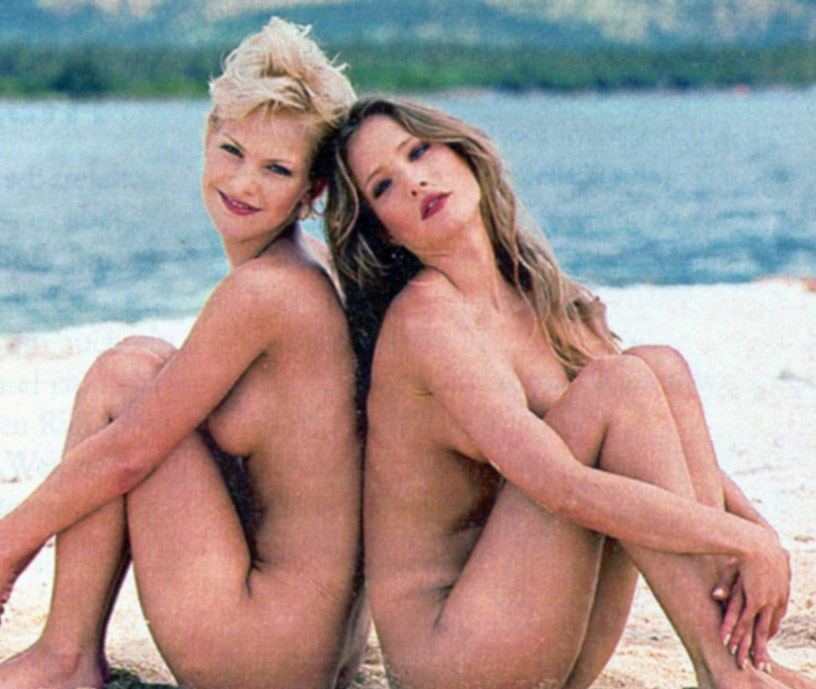 Ивонна Шонхер голая. Фото - 21