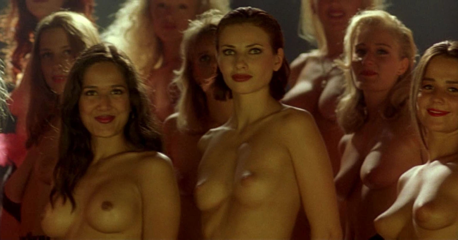 Janine Kunze nude. Photo - 1