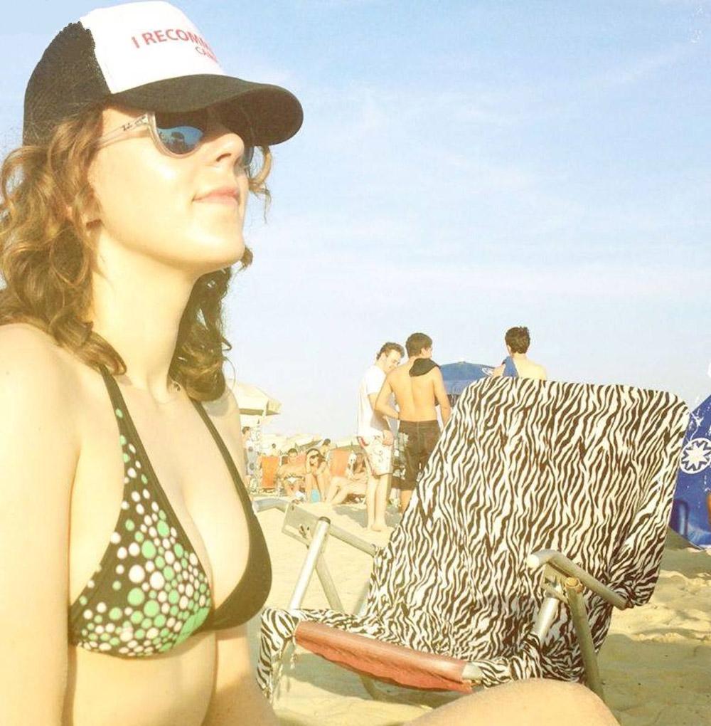 Ясмин Вагнер голая. Фото - 15