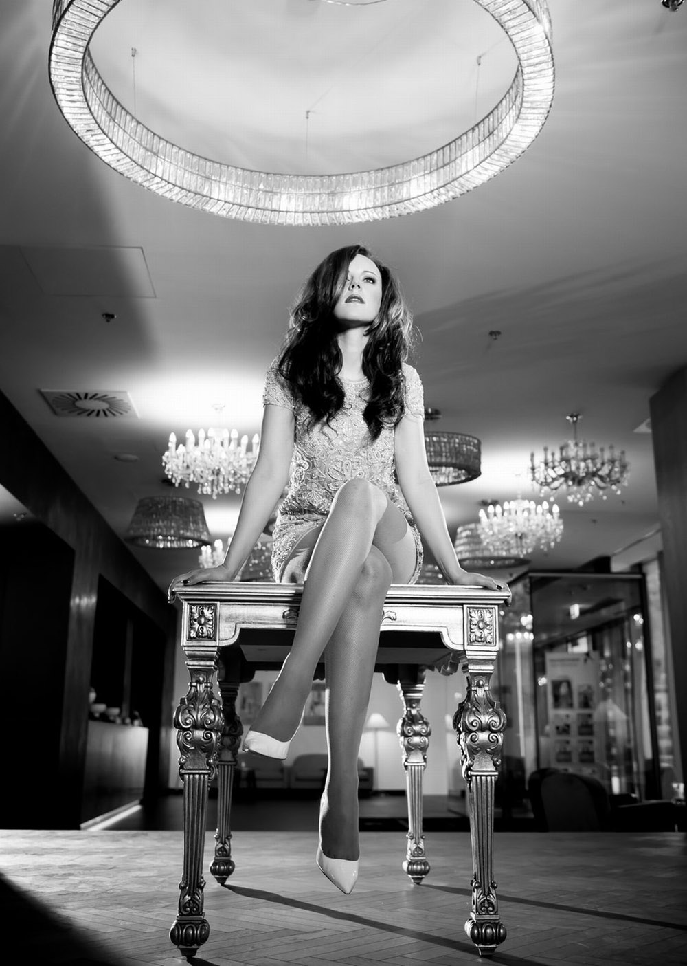 Ясмин Вагнер голая. Фото - 51