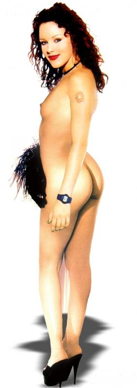 Ясмин Вагнер голая. Фото - 67