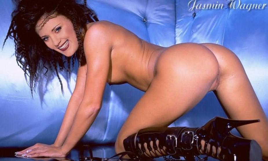 Ясмин Вагнер голая. Фото - 69
