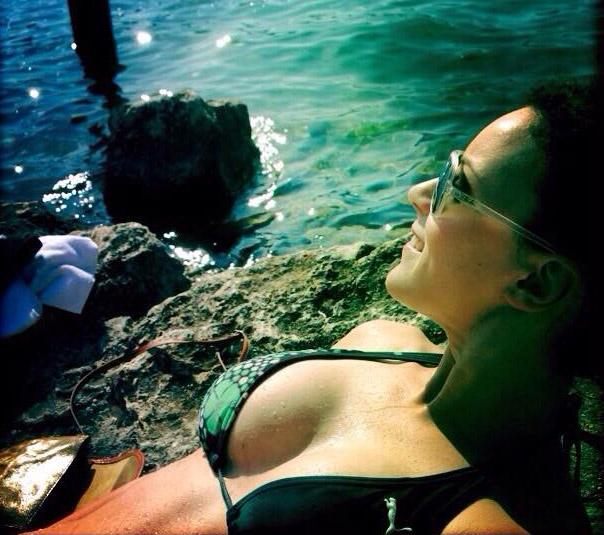 Ясмин Вагнер голая. Фото - 70