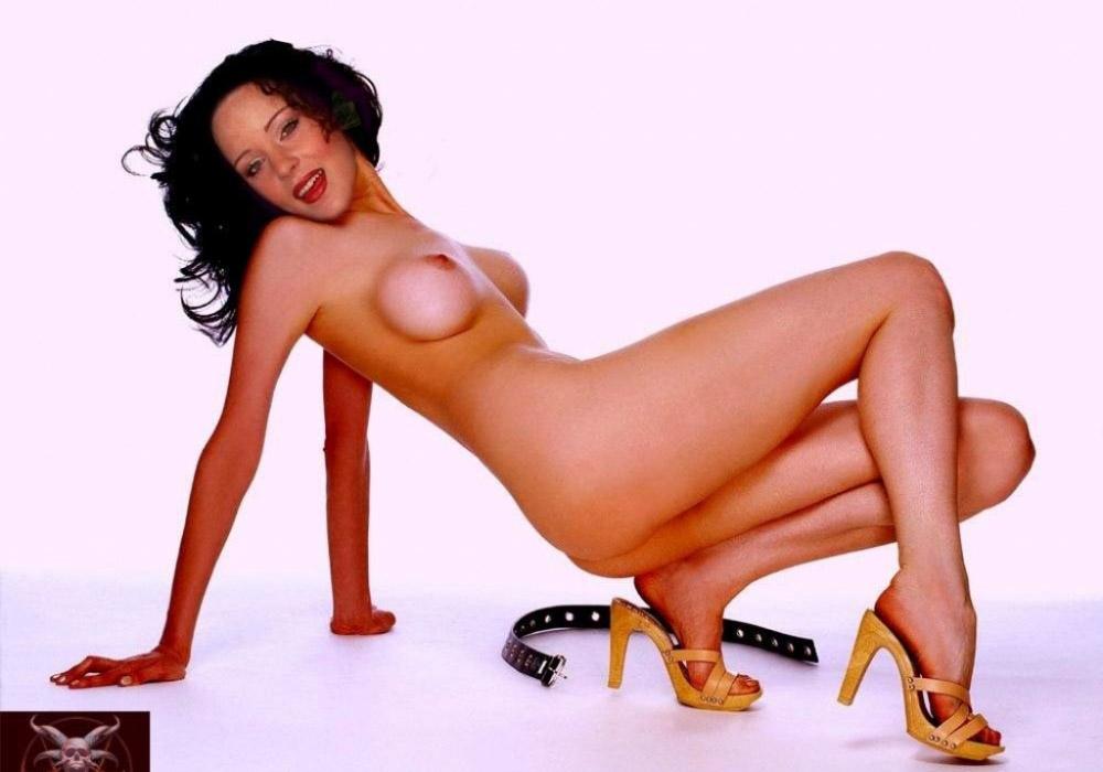 Ясмин Вагнер голая. Фото - 78
