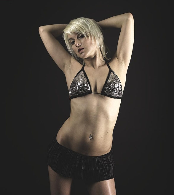 Jeanette Biedermann Nackt. Fotografie - 15