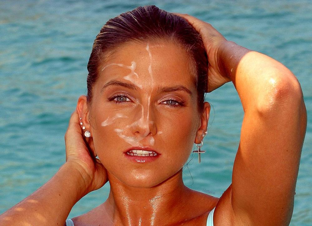 Jeanette Biedermann Nackt. Fotografie - 151