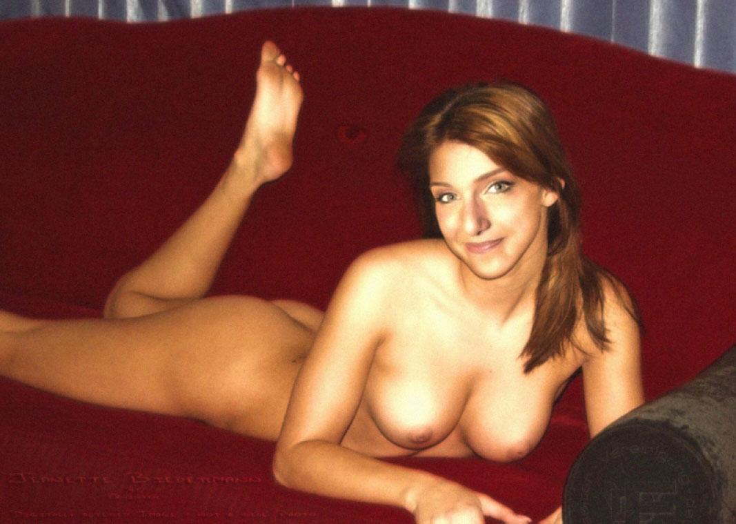 Jeanette Biedermann Nackt. Fotografie - 178