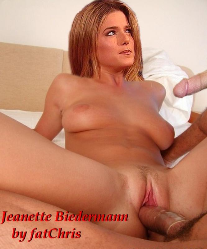 Jeanette Biedermann Nackt. Fotografie - 233