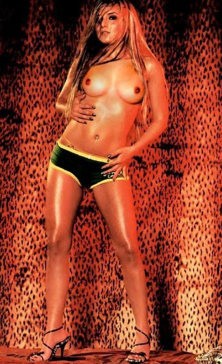 Jeanette Biedermann Nackt. Fotografie - 236