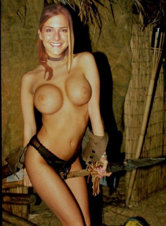 Jeanette Biedermann Nackt. Fotografie - 252