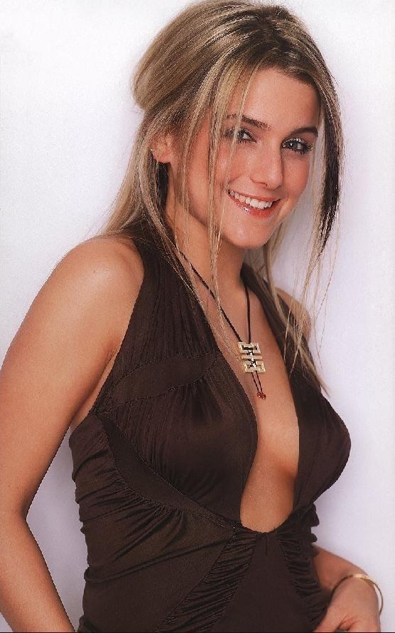 Jeanette Biedermann Nackt. Fotografie - 3