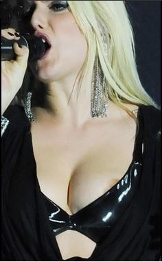 Jeanette Biedermann Nackt. Fotografie - 5