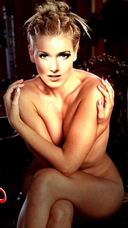 Jeanette Biedermann Nackt. Fotografie - 74