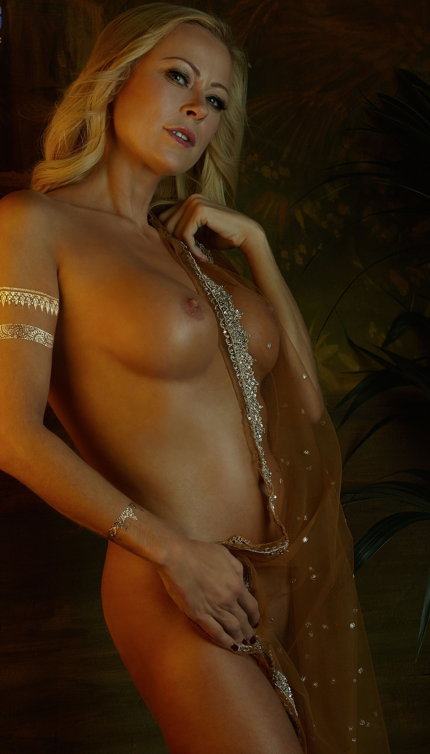Дженни Элверс голая. Фото - 24