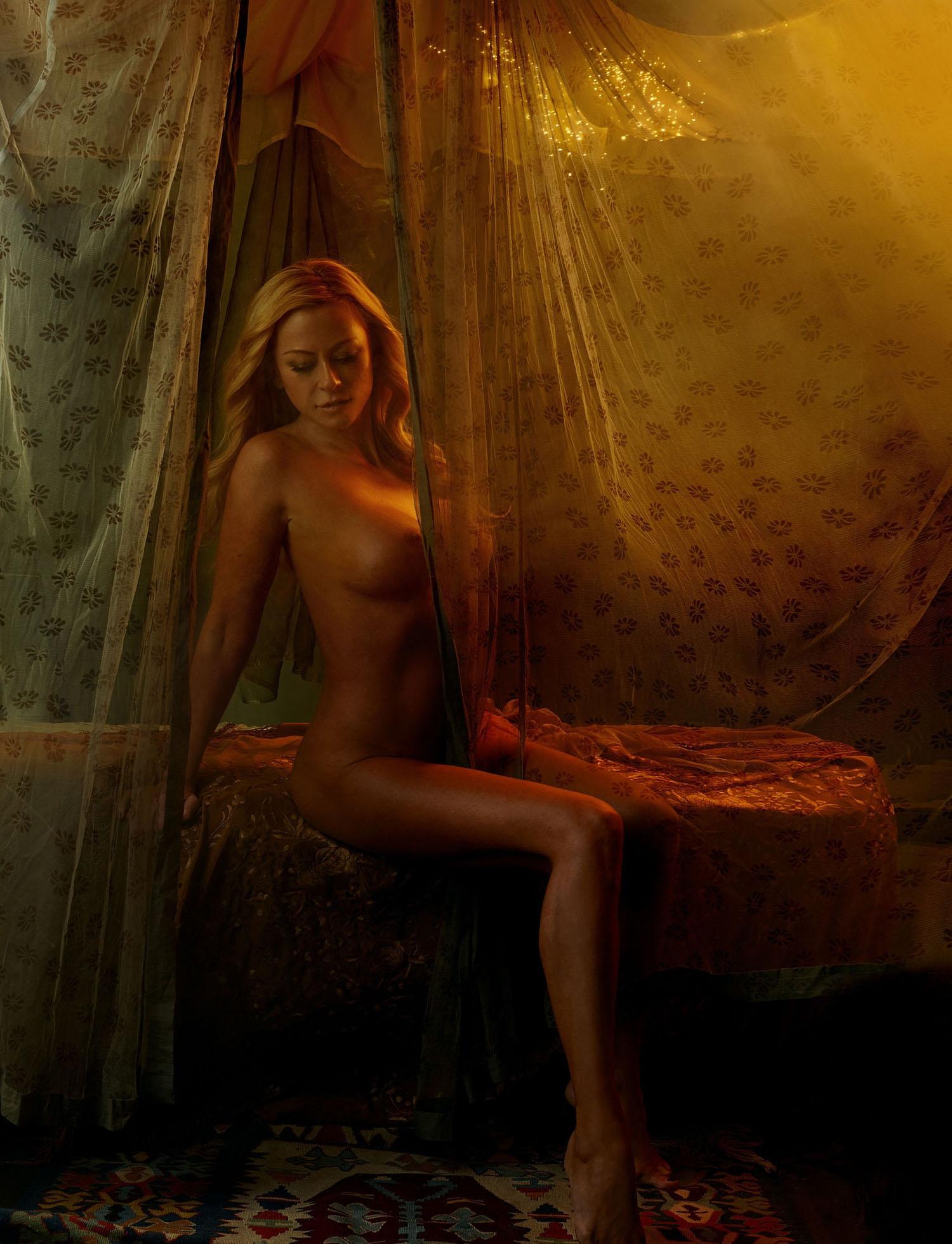 Дженни Элверс голая. Фото - 26