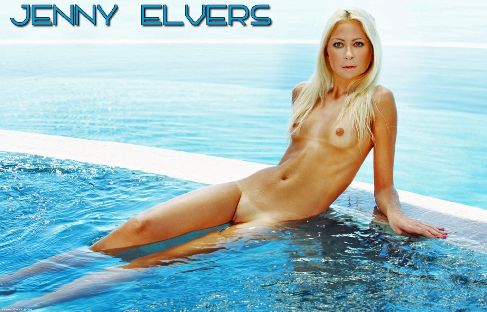 Дженни Элверс голая. Фото - 28