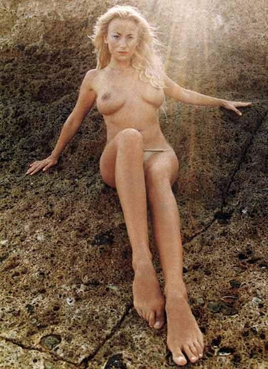 Дженни Элверс голая. Фото - 4