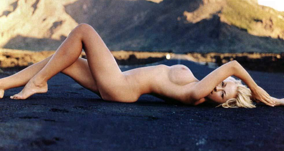 Дженни Элверс голая. Фото - 42