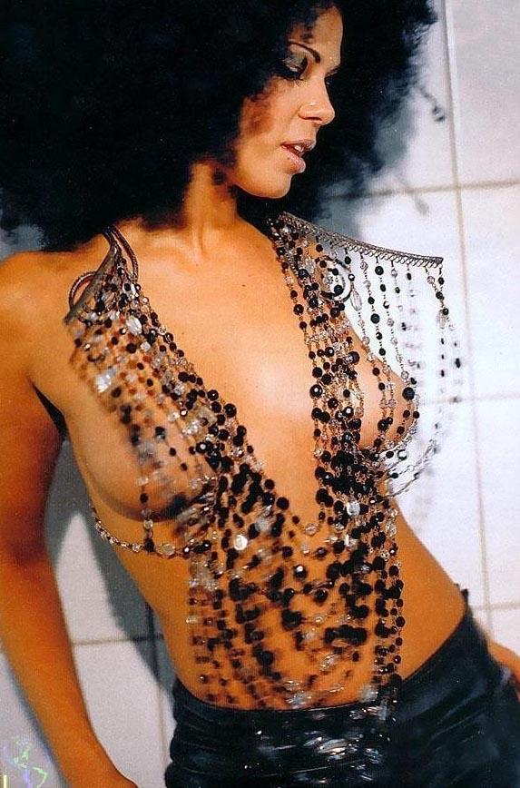 Джессика Шварц голая. Фото - 5