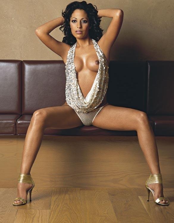Джессика Уолс голая. Фото - 1