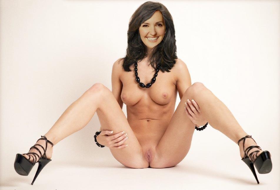 Джоанна Клум голая. Фото - 19