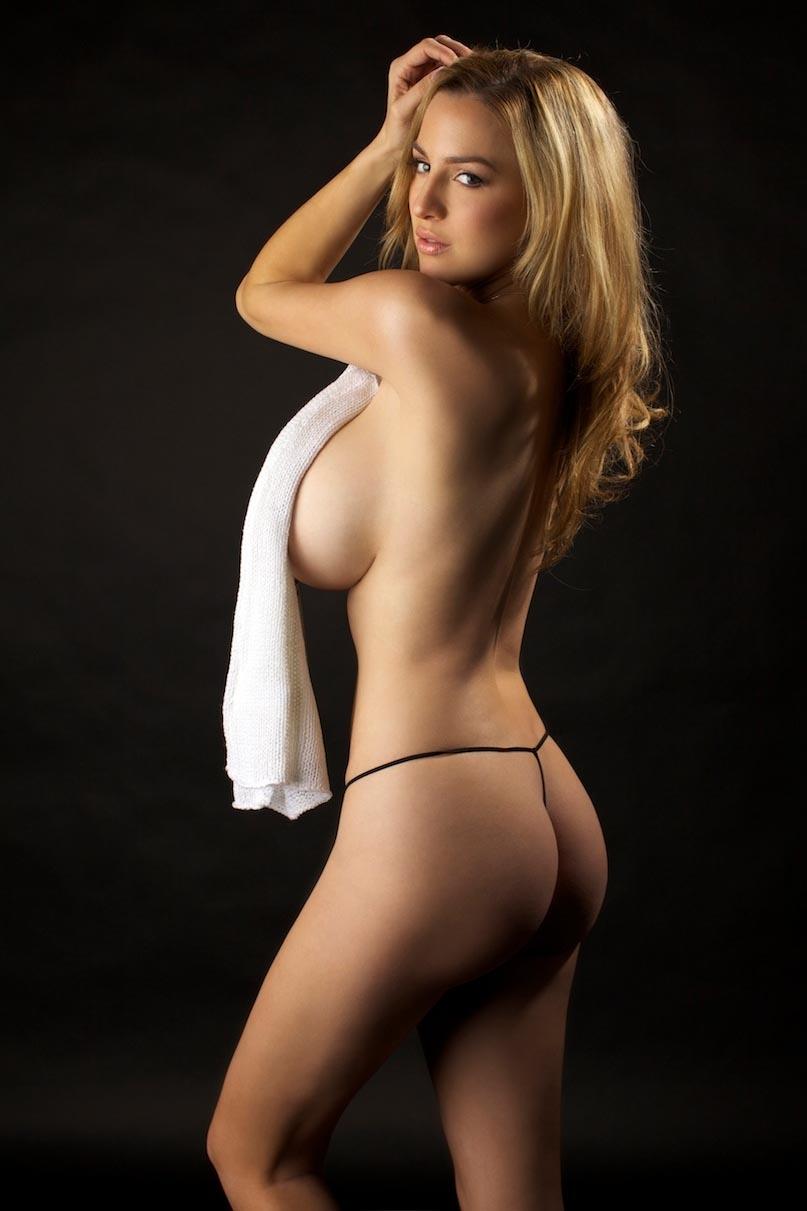 Джордан Карвер голая. Фото - 239