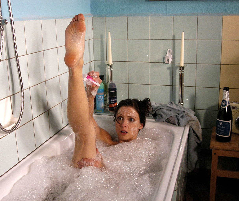 Юлия Брендлер голая. Фото - 17